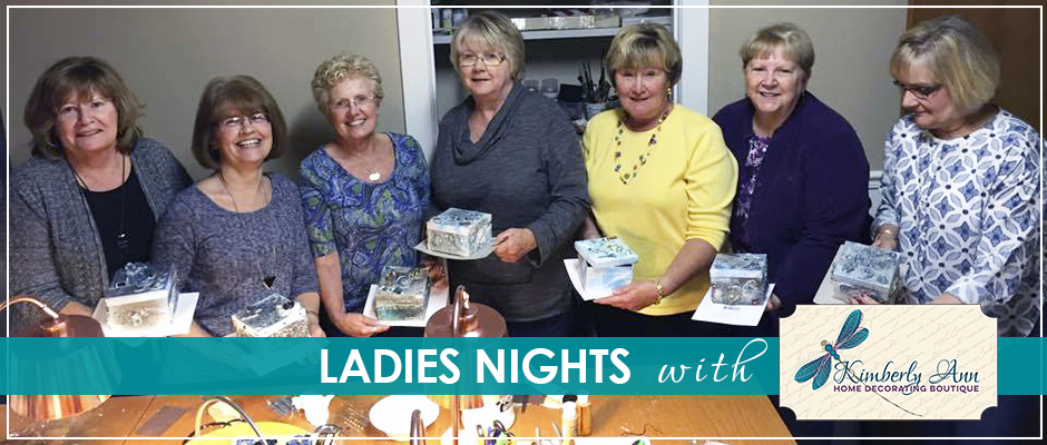 Ladies Nights with Kimberly Ann Designs
